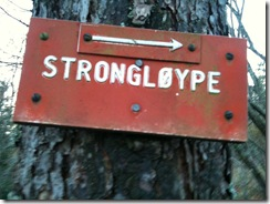 Strongløype